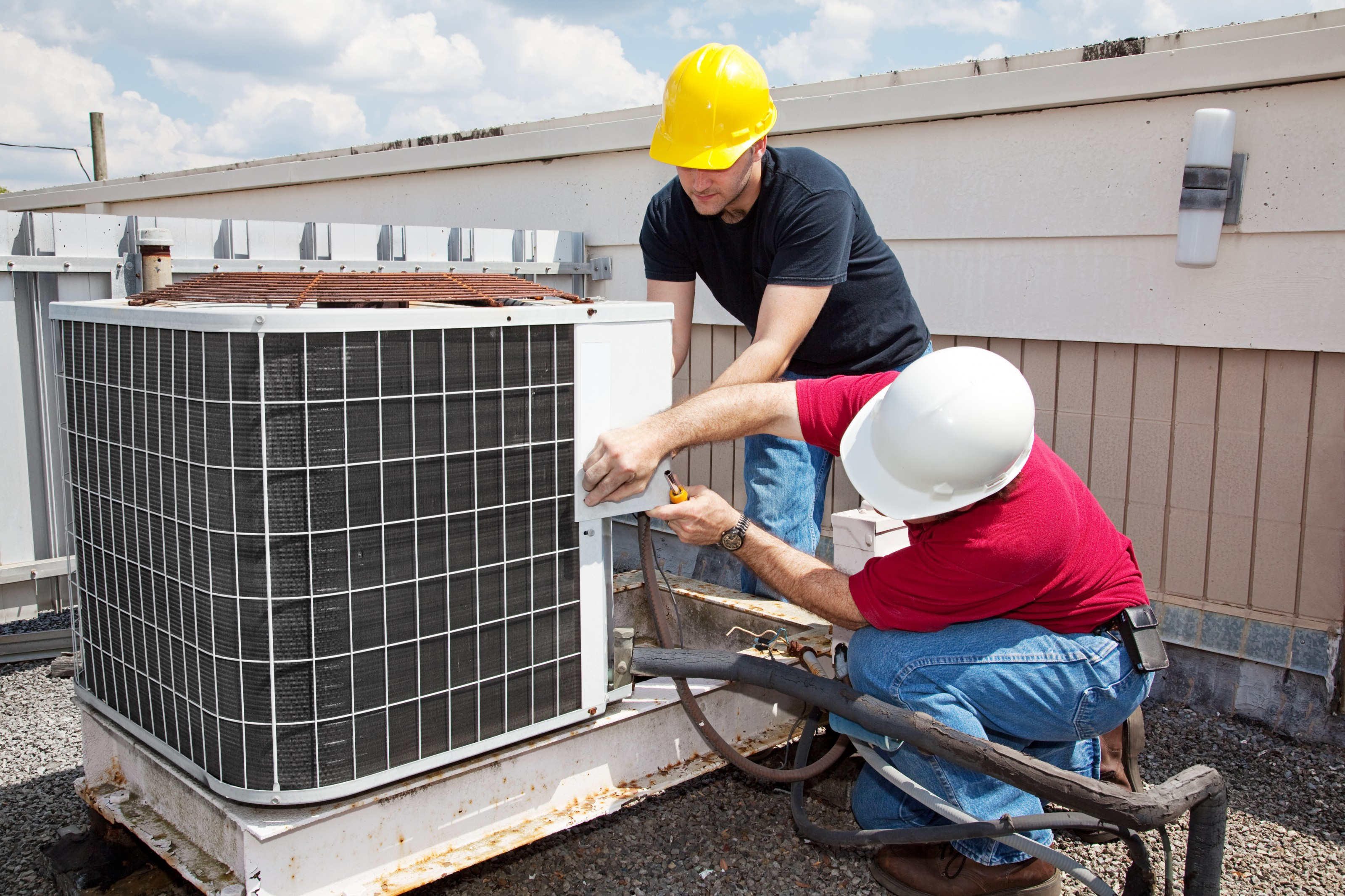 Application of the Internet of Things in HVAC
