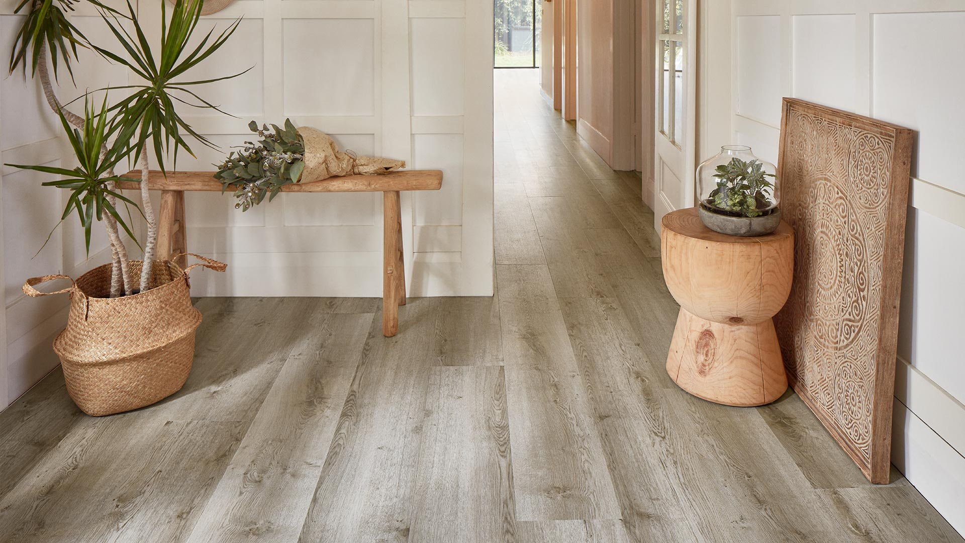 New Know-how in Luxurious Flooring: Inflexible Core