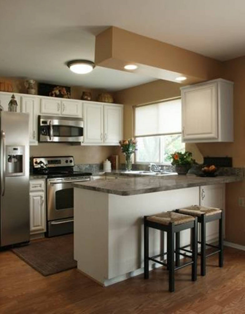 Small Timber Homes - Maximizing Kitchen Space