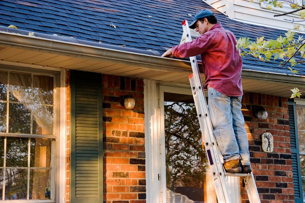 Noticeable and early-stage effects of a Gutter system for any house