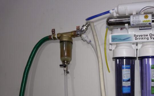 Choosing the Best sediment filtration System