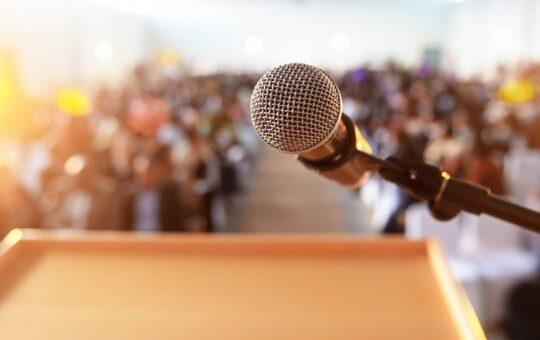 Tips for Giving a Public Speech