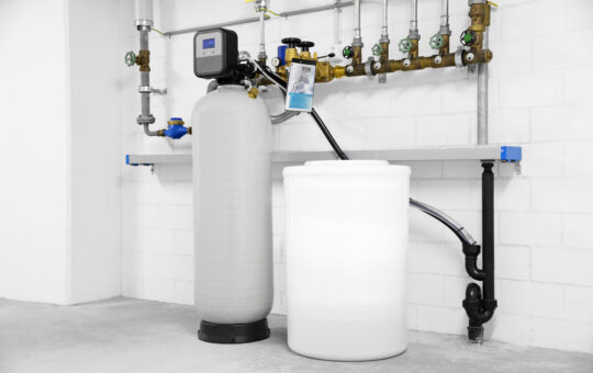 Benefits of Installing a Water Softener